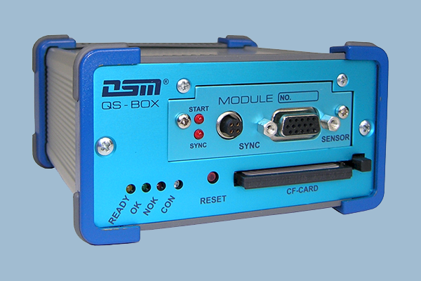 An image of a DSM QS-Box