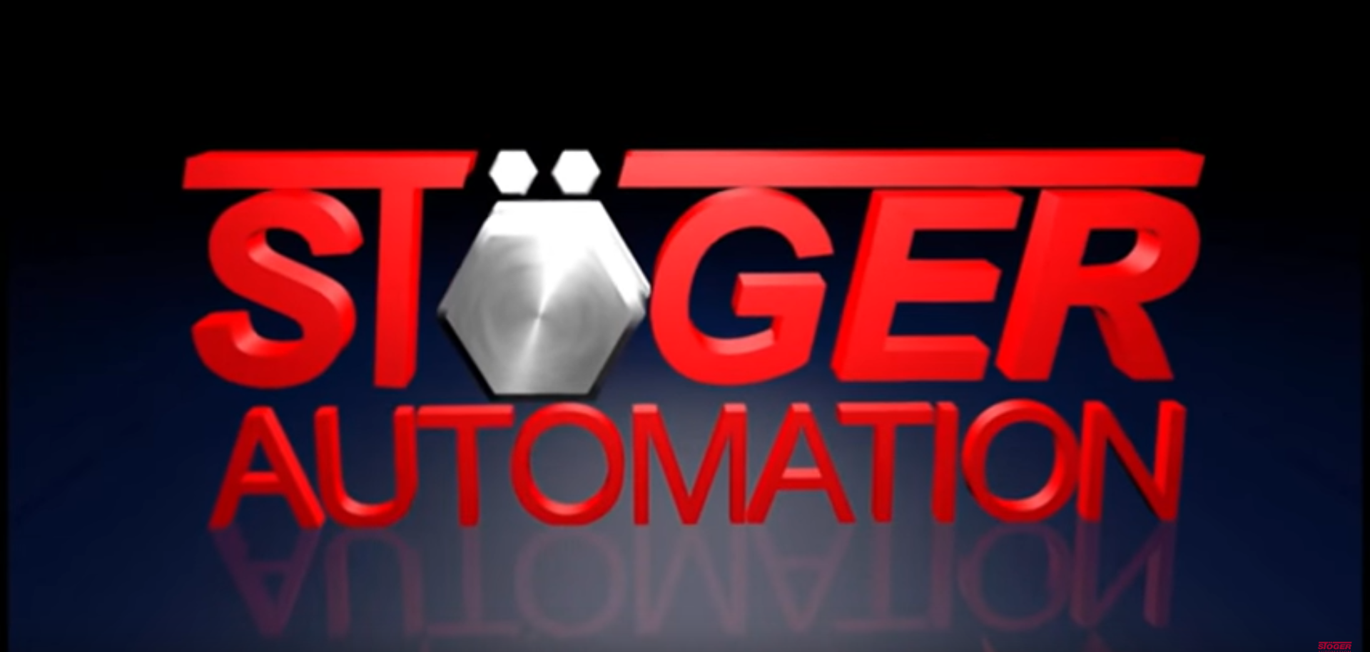 The STOGER AUTOMATION Logo