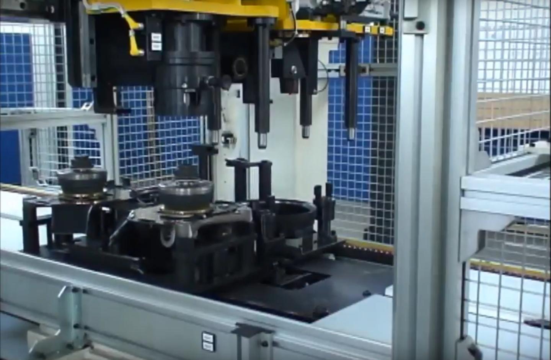 An image of a Lammas conveyor system